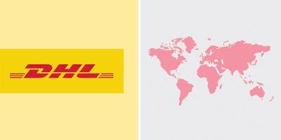 DHL Versand Weltweit