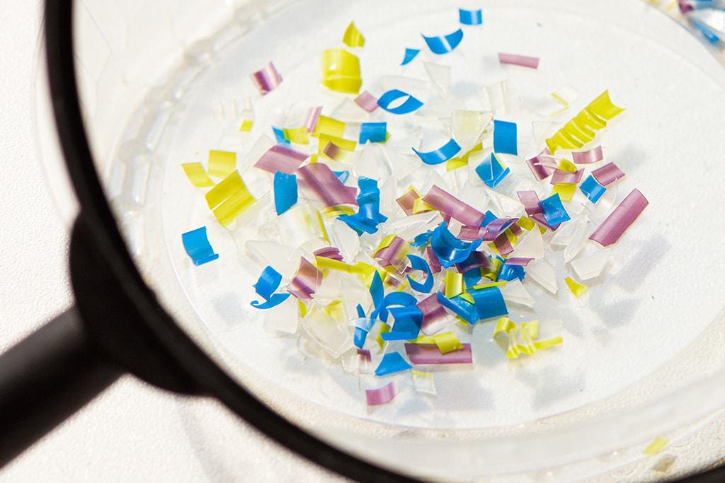 A closer look at microplastics