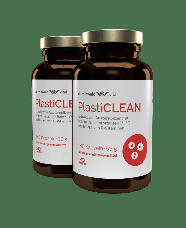 PlastiCLEAN Doppelpack